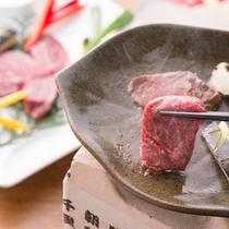 ☆馬肉(陶板)☆