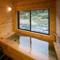 【別邸 平屋建て】客室風呂