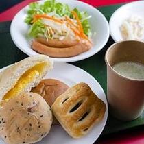 朝食 スープ