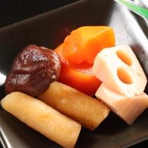 夕食 ~三種の小鉢~