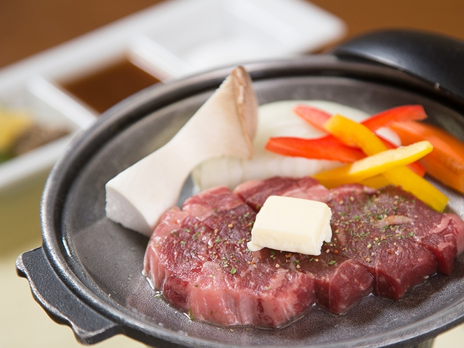上州牛サーロインステーキ