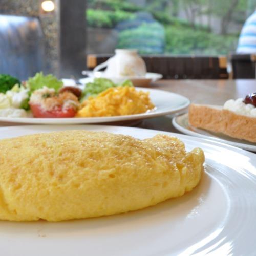 BM朝食(オムレツ)