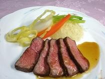 道産和牛のグリエ※料理は一例です※