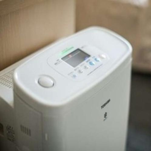 加湿器機能付き空気清浄機