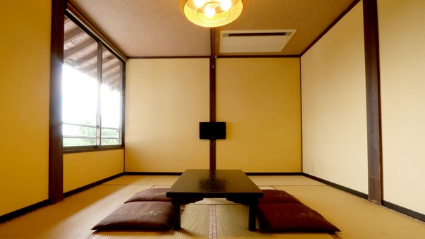■和室一間/8畳■ 【禁煙】 ※バス・トイレなし
