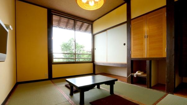 ■和室一間/6畳■ 【禁煙】 ※バス・トイレなし