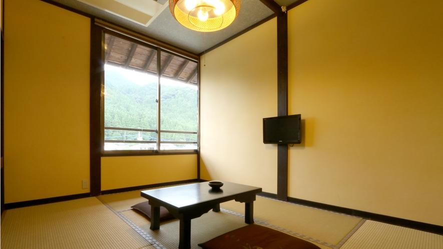【和室6畳】シンプルで少しノスタルジックな和の空間です。