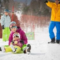 APPIファミリーパーク 家族みんなで雪と遊ぼう♪