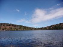 Lake Shirakome in 2010