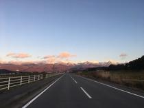 The Road to NOMANOMORI
