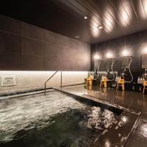 男女別天然温泉「花乃井の湯」ご宿泊中は何度でも入れます♪