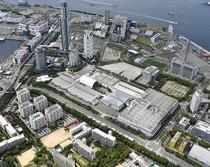 インテックス大阪 大阪最大級の国際見本市会場!!堺駅からバスで20分!