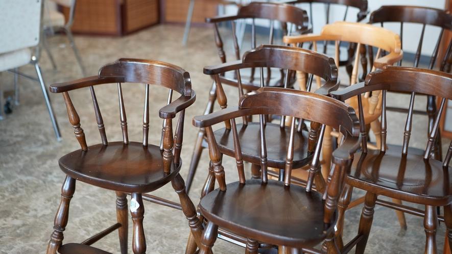 レストランにてお子様用の椅子ご用意しております。