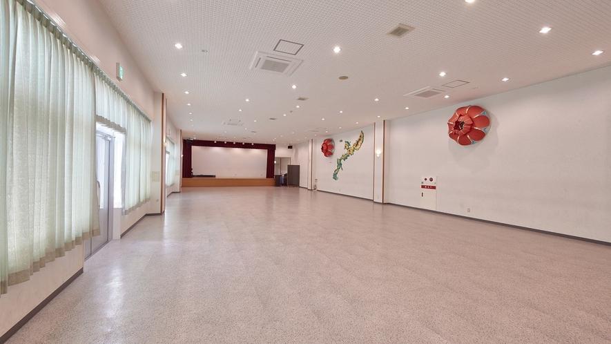 コミュニティーホール☆会議、レクレーションからセミナーまで幅広くご利用できる多目的ホール