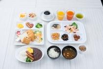 朝食 例4
