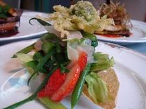 旬野菜のタンバリーヌ