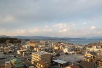 浜名湖とホテル近郊