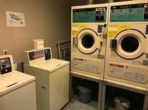 【コインランドリー】洗濯機40分/200円・乾燥機15分/100円