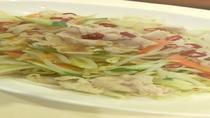 【牛肉のナムル】日替わりメニュー