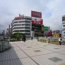 小倉駅からホテルへの行き方1