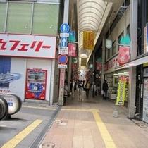 小倉駅からホテルへの行き方3