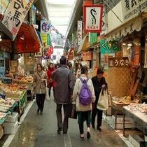 小倉の鮮魚市場と言えば!ココ!