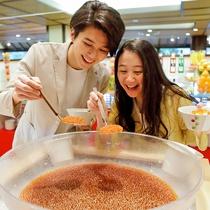 【朝食ブッフェ】好きなだけ食べれるって、シアワセ!!海鮮丼用いくら食べ放題◎