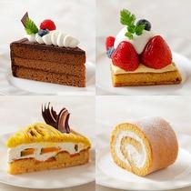 【プルミエール】パティシエ特製のオリジナルケーキや焼き菓子を取り揃えております。