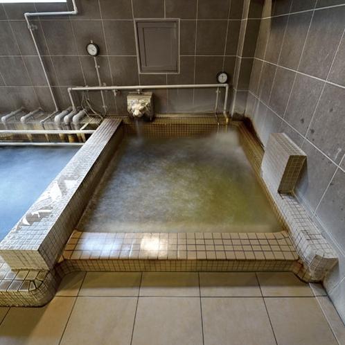 水風呂(女湯)