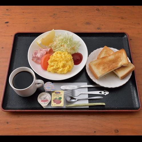 選べる朝食【洋食】