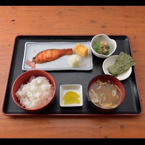 選べる朝食【和食】