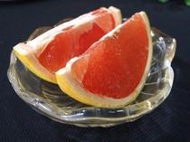季節のフルーツ例