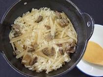 釜飯(オプション料理)
