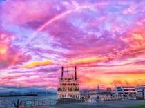 虹を越えるミシガンクルーズ