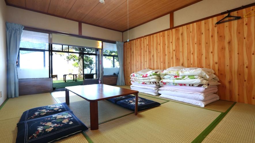 ◇【10畳・トイレ付き】きよみ荘で琵琶湖まで一番近いお部屋です