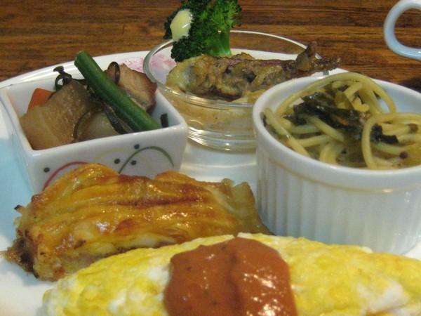 10品の朝食-2