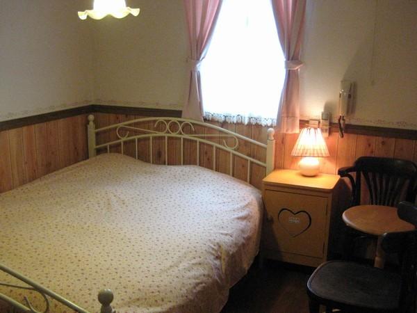 ダブルベットのお部屋