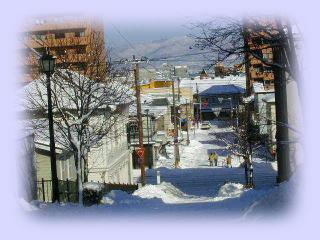 雪の大三坂2