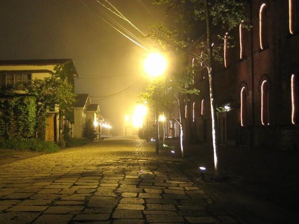 霧のBAYエリア