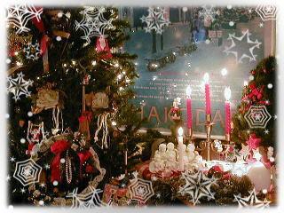 クリスマスの夜