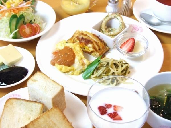10品の朝食パートII