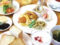 10品の朝食パートⅡ