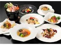 宴会プラン 和洋個人盛り(料理一例)