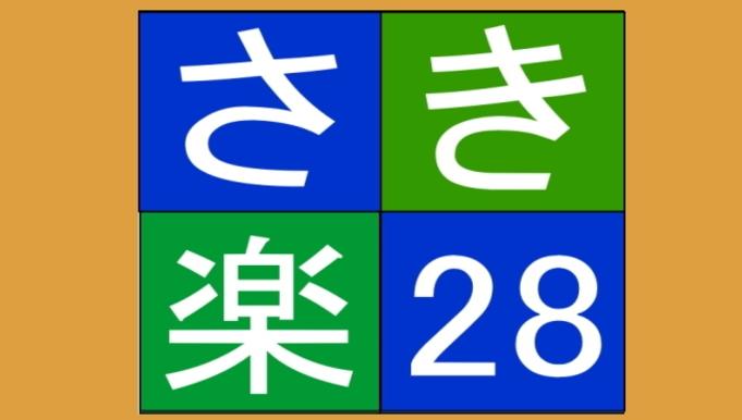 【さき楽・早割28】【事前カード決済限定】【素泊まり】でお得に宿泊