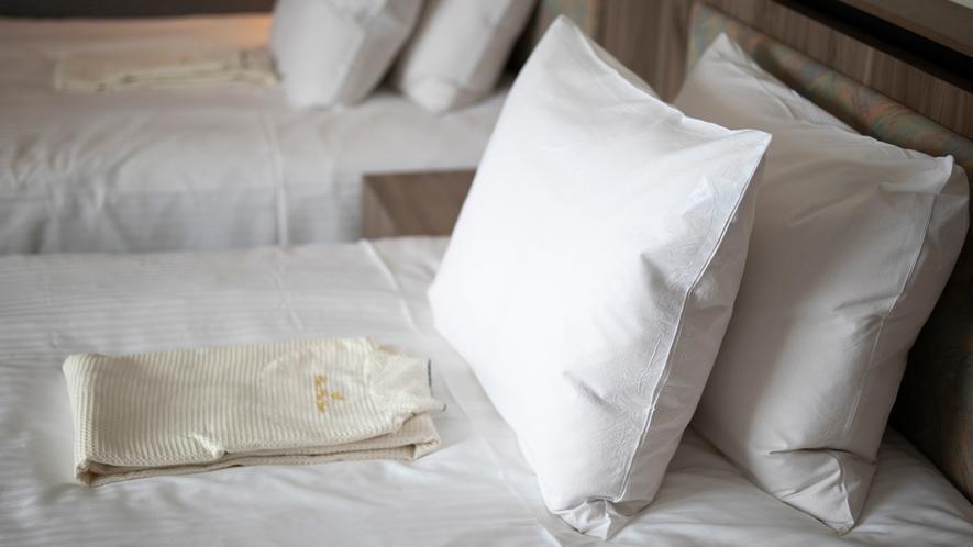 ●『睡眠』を追求し続けるシモンズ社製ベッド