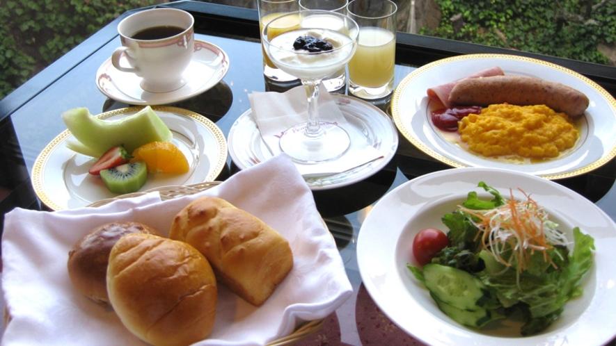 【朝食~洋食~】朝はパン派という人にオススメです♪