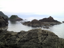 山陰海岸ジオパークの島々