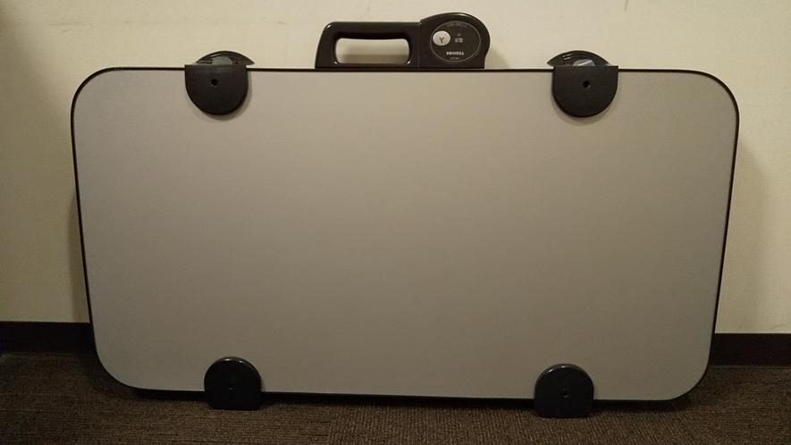 各階に貸し出し用ズボンプレッサーを設置しております。