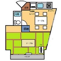 *和室30平米・キッチン付き間取りnew