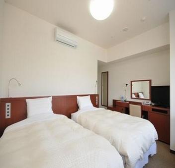 【禁煙】エクセレントツイン20.44平米 ベッド幅1200
